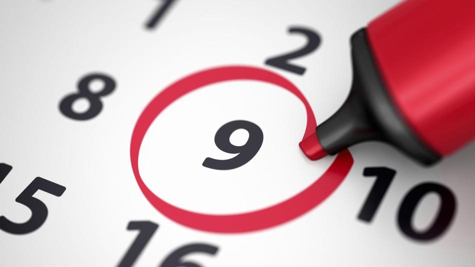 Sincroniza tu calendario