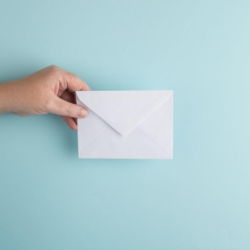 Envío de correos en Symposium